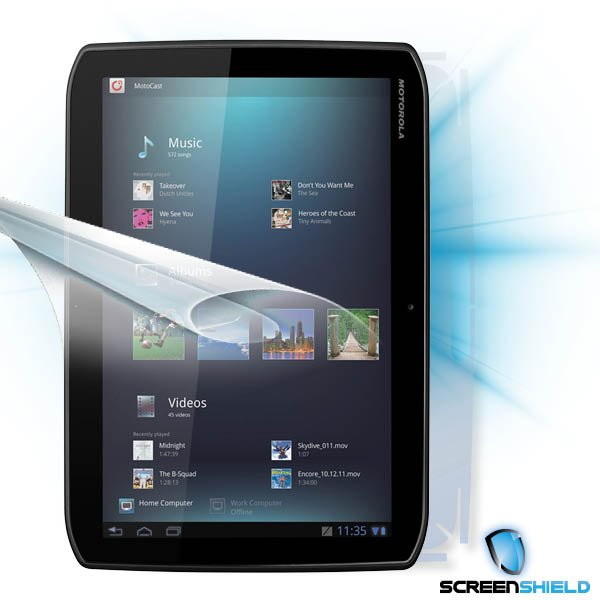 ScreenShield Motorola XOOM MZ601 - Film for display + body protection