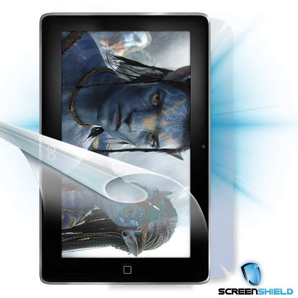 ScreenShield GoClever Tab R73 - Film for display + body protection
