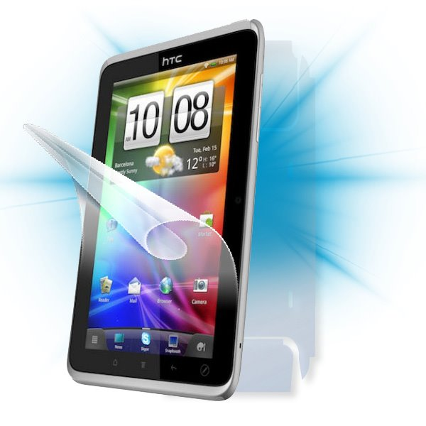ScreenShield HTC Flyer Tablet PC - Film for display + body protection
