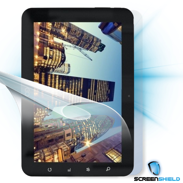 ScreenShield GoClever Tab R93 - Film for display + body protection
