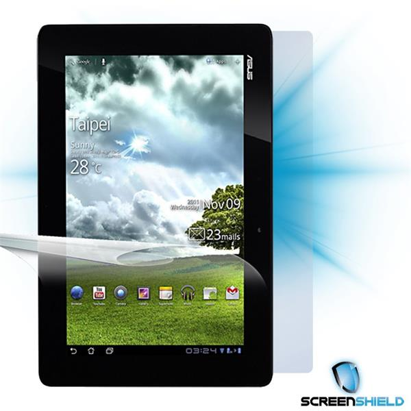 ScreenShield Asus Transformer Prime TF201 - Film for display + body protection