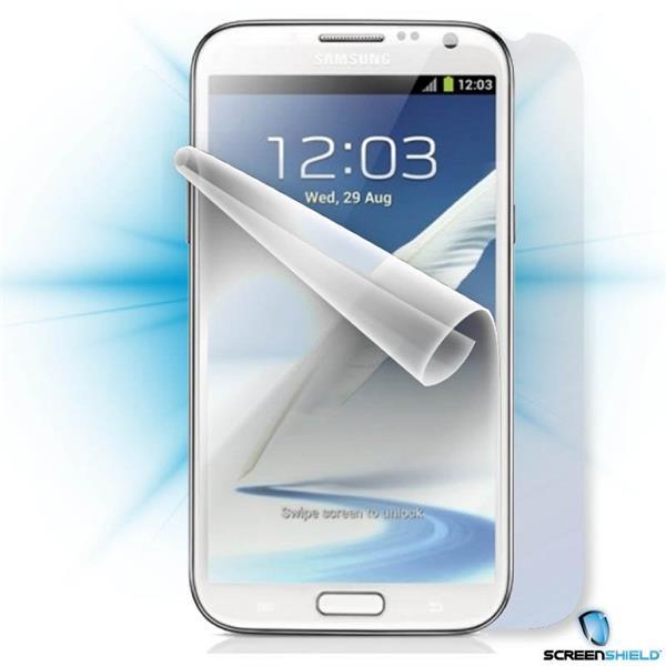 ScreenShield Samsung Galaxy Note II N7100 - Film for display + body protection