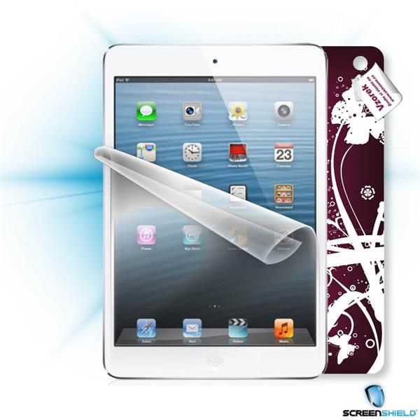 ScreenShield Apple iPAD Mini wifi - Film for display protection and voucher for decorative skin (including shipping fee