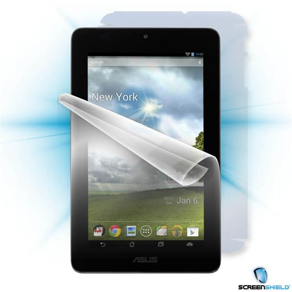 ScreenShield Asus MEMO Pad ME-172V - Film for display + body protection