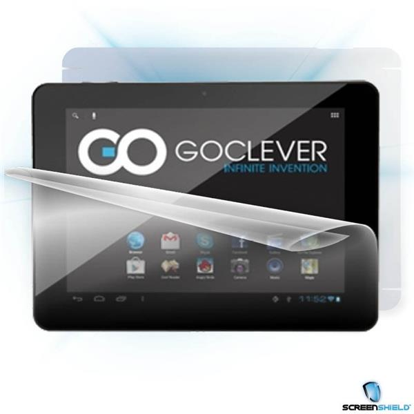ScreenShield GoClever TAB R974.2 - Film for display + body protection