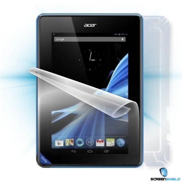 ScreenShield Acer ICONIA TAB B1-A71 - Film for display + body protection
