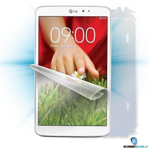 ScreenShield LG G Pad W500 - Film for display + body protection