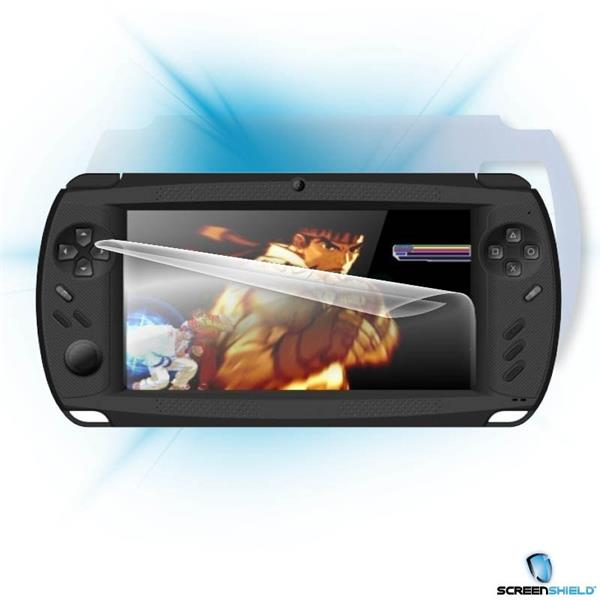 ScreenShield GoClever TAB Gamepad 7 - Film for display + body protection