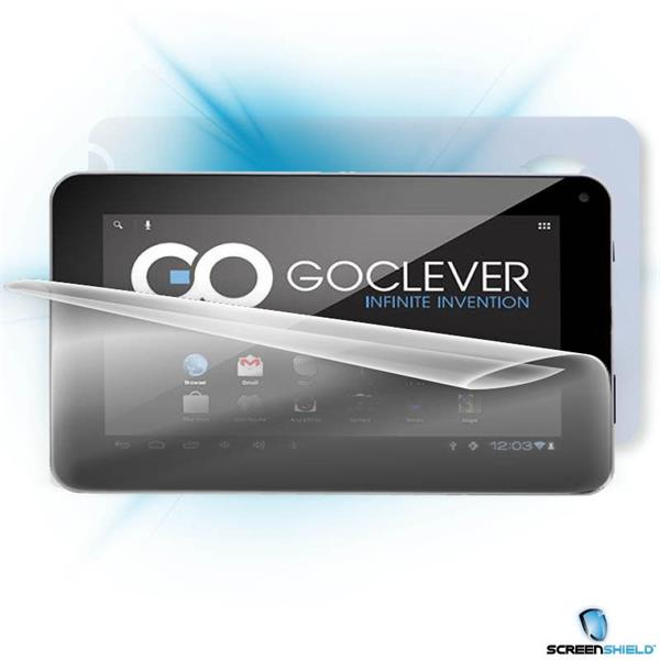 ScreenShield GoClever TAB R70 - Film for display + body protection