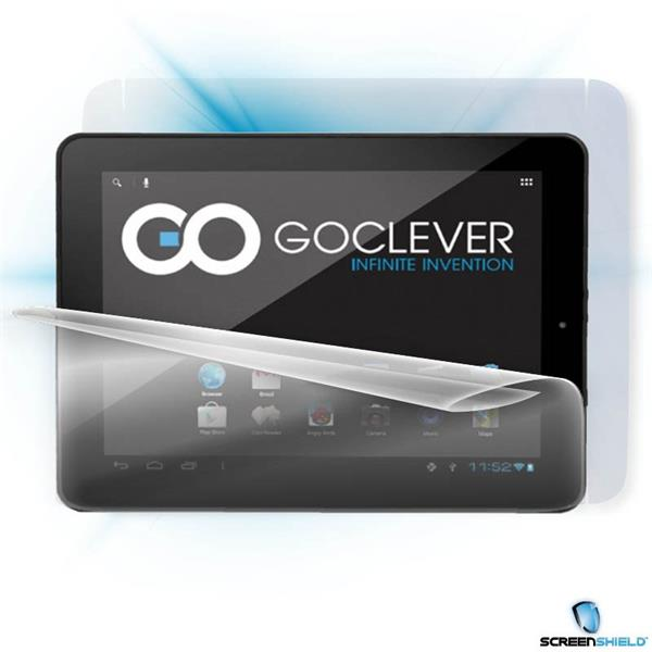 ScreenShield GoClever TAB R83.2 MINI - Film for display + body protection