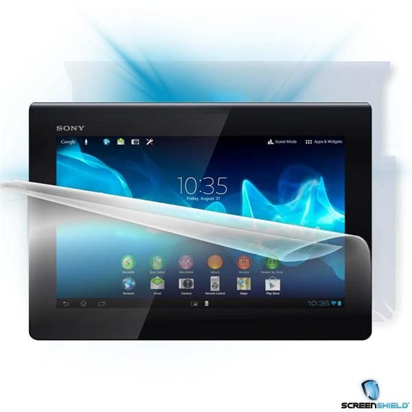 ScreenShield Sony Xperia Tablet S - Film for display + body protection