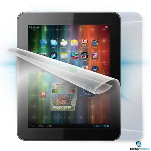 ScreenShield Prestigio MultiPad 2 8.0 Prime PMP5780D - Film for display + body protection