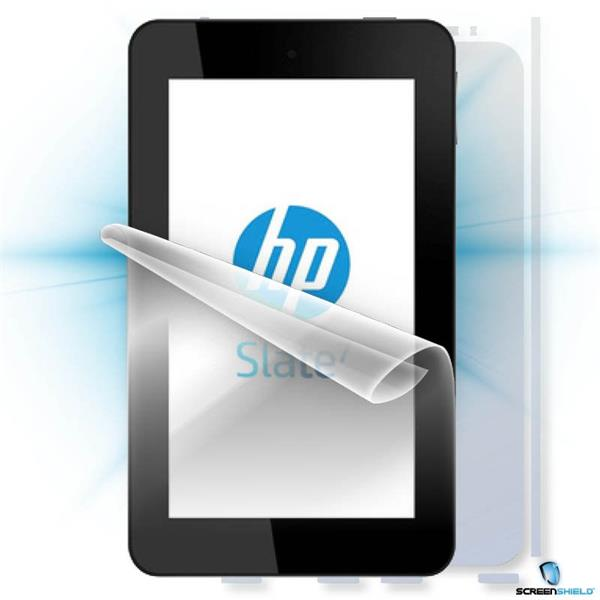 ScreenShield HP Slate 7 - Film for display + body protection