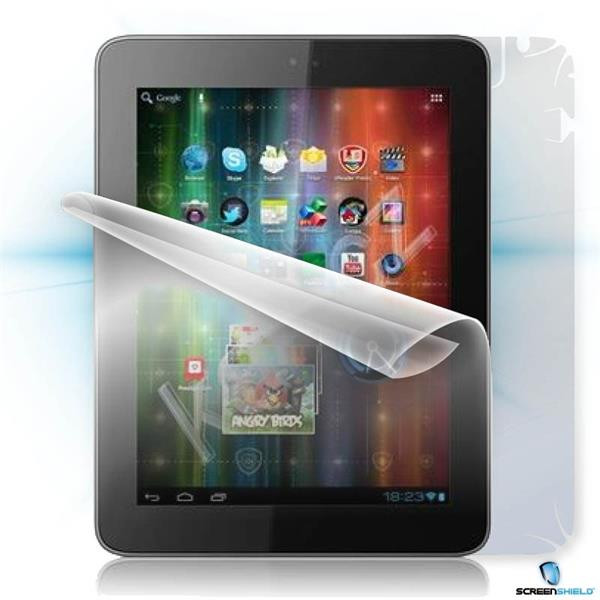 ScreenShield Prestigio MultiPad PMP 7280C DUO - Film for display + body protection