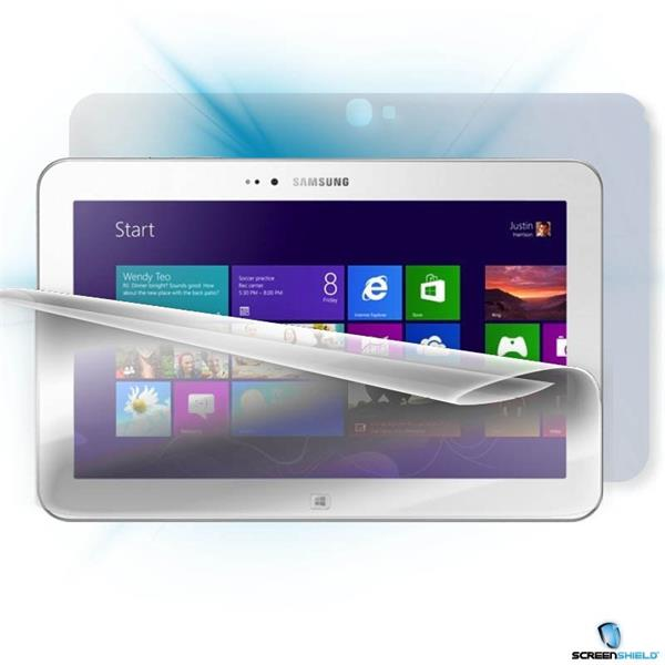 ScreenShield Samsung ATIV TAB 3 - Film for display + body protection