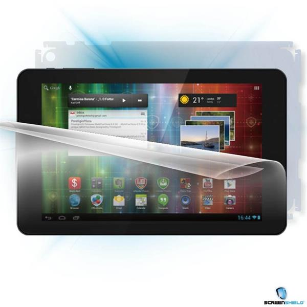 ScreenShield Prestigio PMP 5101C 4 Quantum 10.1 - Film for display + body protection