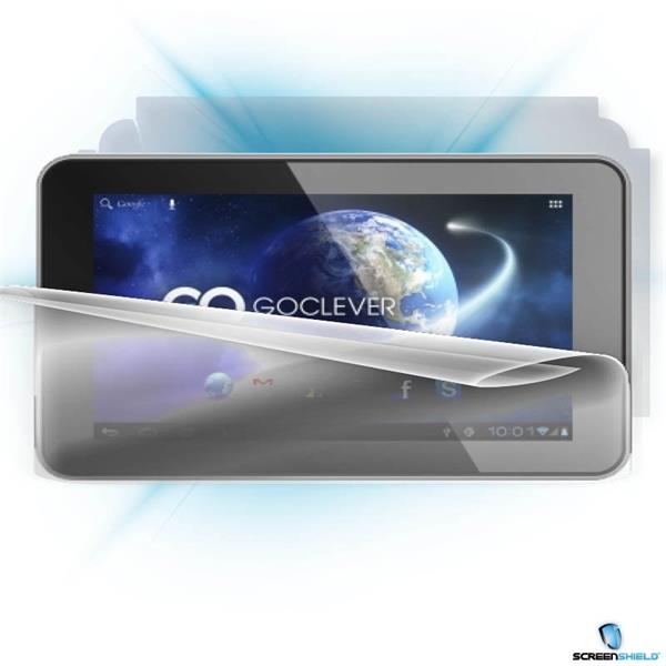 ScreenShield GoClever TAB R721 TERRA 70 - Film for display + body protection