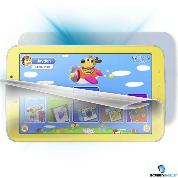 ScreenShield Samsung Galaxy Tab 3 Kids T2105 - Film for display + body protection