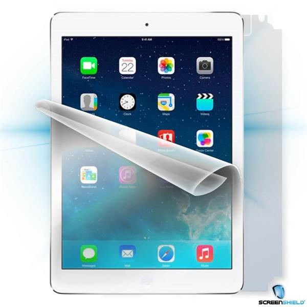 ScreenShield Apple iPAD Air wifi - Film for display + body protection