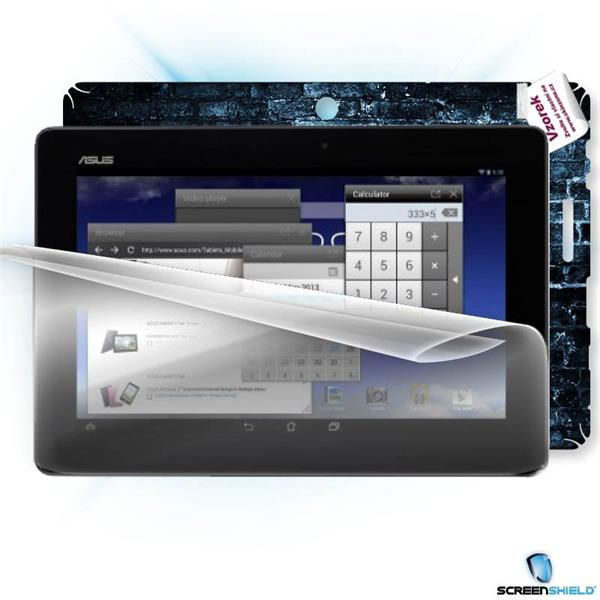 ScreenShield Asus MeMO Pad FHD10 ME302KL - Film for display protection and voucher for decorative skin (including shippi