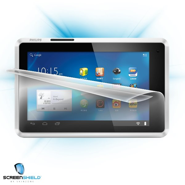 ScreenShield Philips PI3100 tablet - Film for display protection