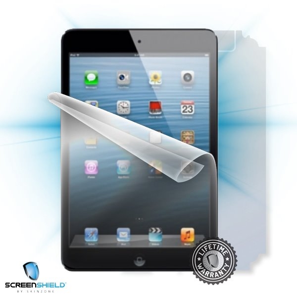 ScreenShield Apple iPAD Mini 2.gen Retina wifi + 4G - Film for display + body protection