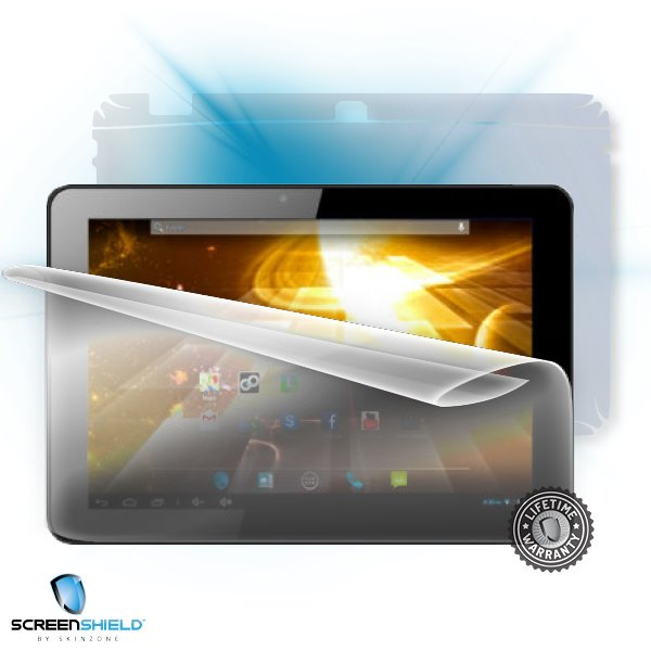 ScreenShield GoClever TAB M1042 Aries 101 3G - Film for display + body protection