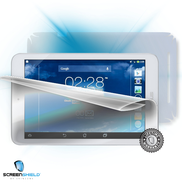 ScreenShield Asus MeMO Pad 8 ME180A - Film for display + body protection