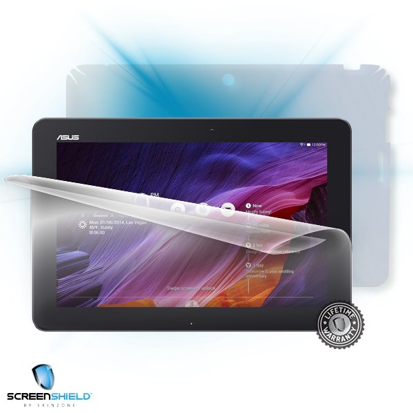 ScreenShield Asus Transformer Pad TF103C - Film for display + body protection