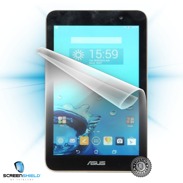 ScreenShield Asus MeMO Pad 7 ME176C - Film for display protection