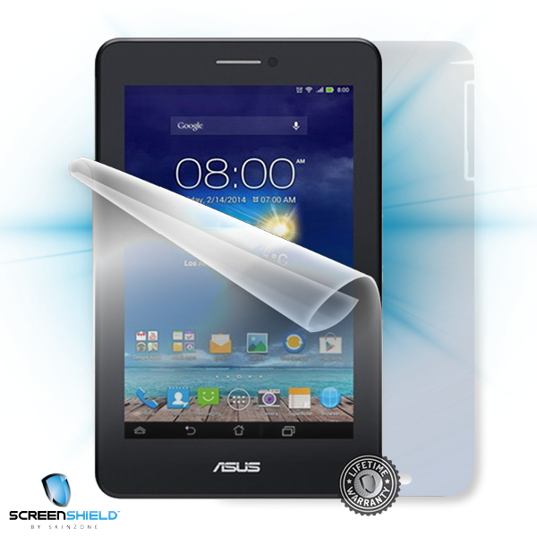 ScreenShield Asus Fonepad 7 ME175C - Film for display + body protection