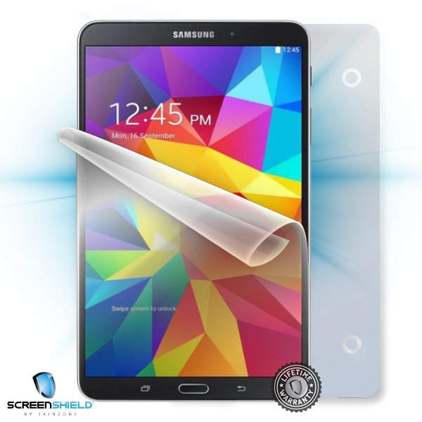 ScreenShield Samsung Galaxy Tab S 8.4 T700 - Film for display + body protection