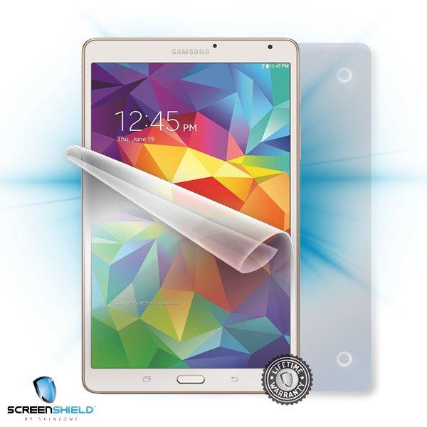 ScreenShield Samsung Galaxy Tab S 10.5 T800 - Film for display + body protection