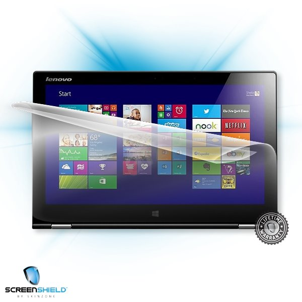 ScreenShield Lenovo IdeaTab Yoga 2 8W - Film for display protection