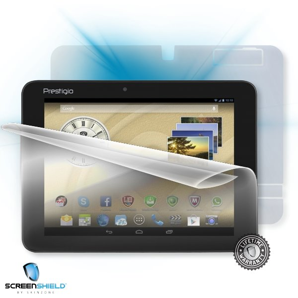 ScreenShield Prestigio PMT 5287 4G 8.0 - Film for display + body protection
