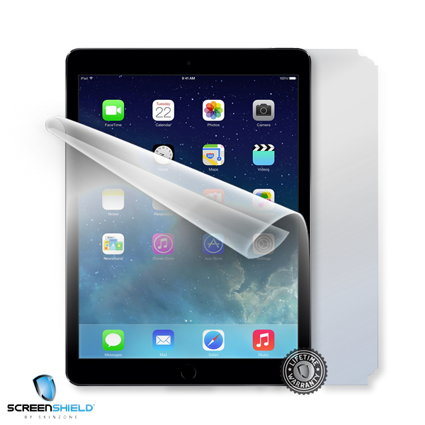 ScreenShield Apple iPAD Air 2 wifi - Film for display + body protection