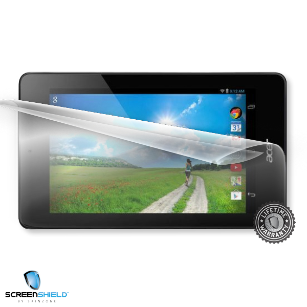 ScreenShield Acer ICONIA One 7 B1-730HD - Film for display protection
