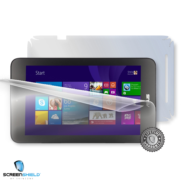 ScreenShield Asus VivoTab Note 8 M80T - Film for display + body protection
