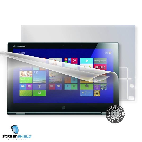 ScreenShield Lenovo IdeaTab Yoga 2 10 - Film for display + body protection