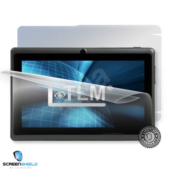 ScreenShield LTLM D7 standard - Film for display + body protection