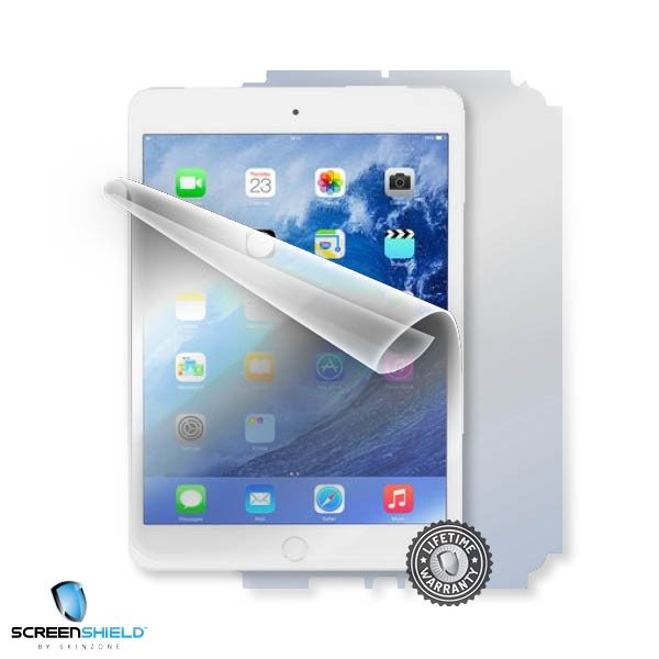 ScreenShield Apple iPAD Mini 3rd Wi-Fi - Film for display + body protection