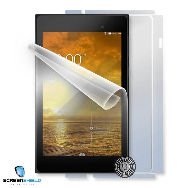 ScreenShield Asus MeMO Pad 7 ME572CL - Film for display + body protection