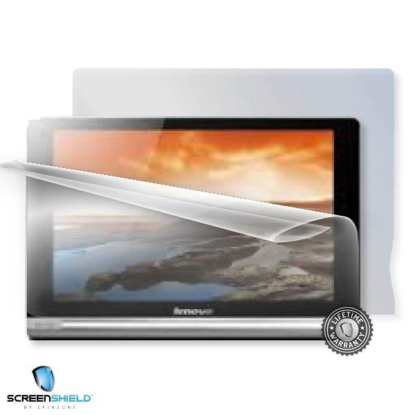 ScreenShield Lenovo IdeaTab Yoga 10 HD+ - Film for display + body protection