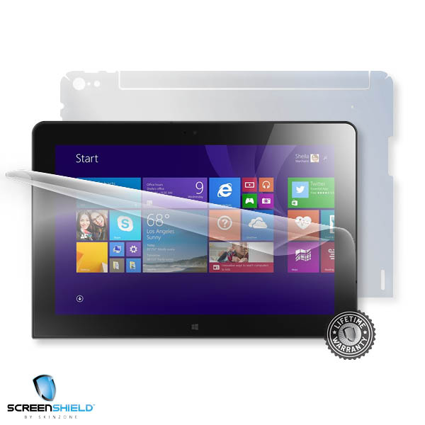 ScreenShield Lenovo ThinkPad Tablet 10 - Film for display + body protection