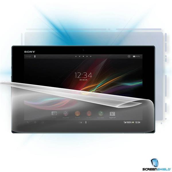 ScreenShield Sony Xperia Z Tablet - Film for display + body protection
