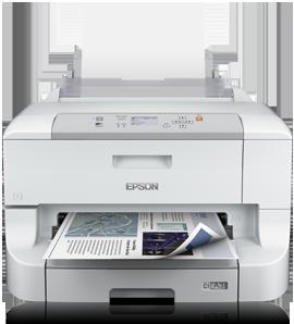 Epson WorkForce Pro WF-8090DW, A3+, NET, duplex, WiFi, PDL