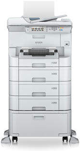 Epson WorkForce Pro WF-8590D3TWFC, A3+, All-in-One, NET, duplex, ADF, Fax, Wifi