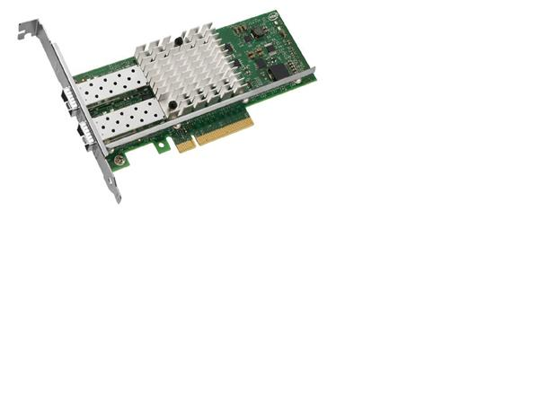 Intel® 10 Gigabit Ethernet Converged Network Adapter X520-DA2 2 x SFP+