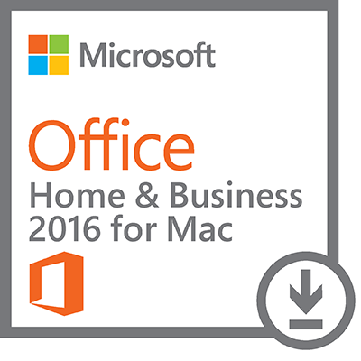 Office 2016 for Mac pre podnikatelov - All languages COM ESD