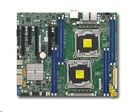 Supermicro X10DALi 2xLGA2011-3, iC612 8x DDR4 ECC,10xSATA3,(PCI-E 3.0/3,2(x16,x8)PCI-E 2.0/1(x4),Audio,2x LAN,IPMI